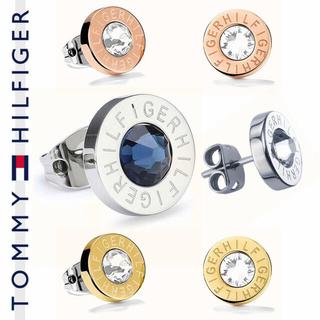 トミーヒルフィガー(TOMMY HILFIGER)の【新品未使用】大人気のブルー有ります☆TOMMY HILFIGER☆ピアス(ピアス)