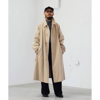 COMOLI - 極美品 レショップ【LE / エルイー】バルカラーコート