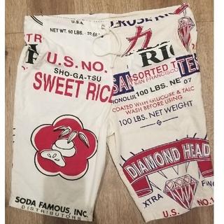 HOLLYWOOD RANCH MARKET - ハリウッドランチマーケット ハーフパンツ