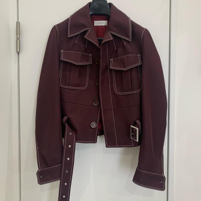 wales bonner 21ss ミリタリージャケット パンツ セットアップ メンズのスーツ(セットアップ)の商品写真