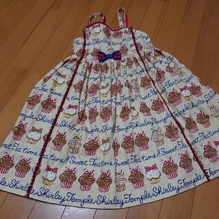 Shirley Temple - シャーリーテンプル カップケーキJSK サイズ140