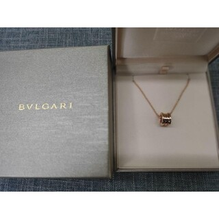 BVLGARI - BVLGARI  ネックレスペンダント 18K ピンクゴールド
