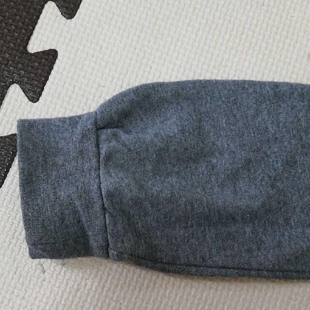 mezzo piano(メゾピアノ)のメゾピアノ トレーナー 120cm キッズ/ベビー/マタニティのキッズ服女の子用(90cm~)(Tシャツ/カットソー)の商品写真