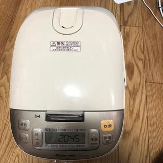 パナソニック(Panasonic)のIH炊飯器パナソニック5合だき(炊飯器)
