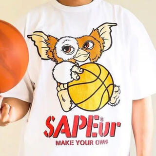 Supreme - SAPEur SCS グレムリン Tシャツ sapeur  サプール