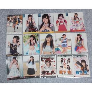 NMB48 薮下柊 公式生写真30点まとめ売り AKB48(アイドルグッズ)