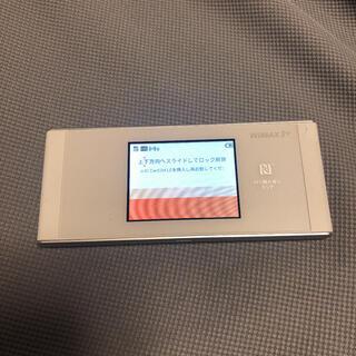 WiMAX Speed Wi-Fi NEXT W05(PC周辺機器)