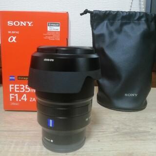 SONY - SEL35F14Z  Distagon T* FE 35mm F1.4 新品