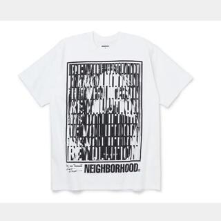 NEIGHBORHOOD - NEIGHBORHOOD 河村康輔 コラボT 白 XLサイズ