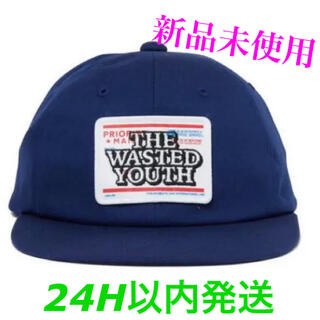 The Black Eye Patch×Wasted Youth CAP