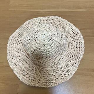 ユニクロ(UNIQLO)のUNIQLO ユニクロ 麦わら帽子 ストローハット(麦わら帽子/ストローハット)