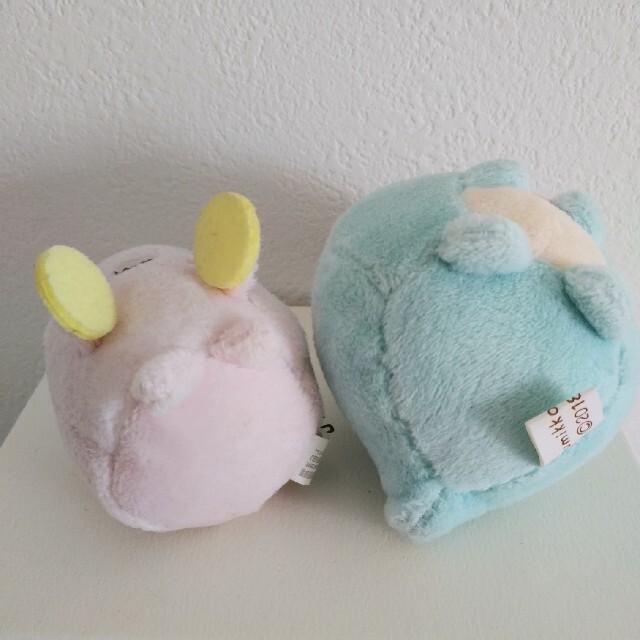 すみっコぐらし とかげ タピオカ エンタメ/ホビーのおもちゃ/ぬいぐるみ(ぬいぐるみ)の商品写真