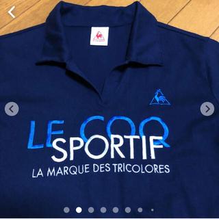ルコックスポルティフ(le coq sportif)のルコックスポルティフ半袖ポロシャツ L(ポロシャツ)