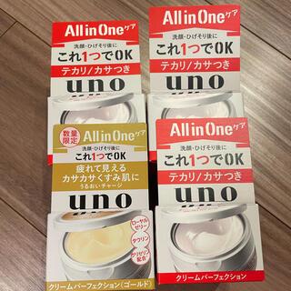 ウーノ(UNO)の【J様専用】ウーノ クリームパーフェクション(90g)(オールインワン化粧品)