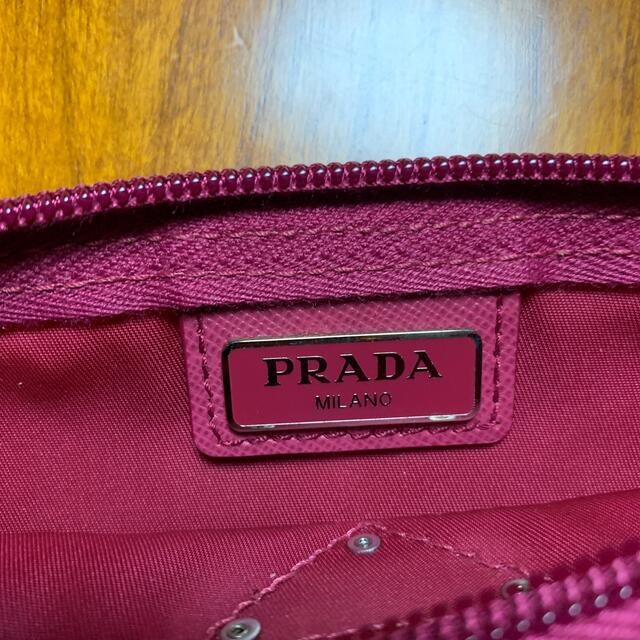 PRADA(プラダ)のPRADA ポーチ レディースのファッション小物(ポーチ)の商品写真