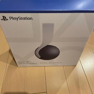 SONY - PS5 PULSE3D ワイヤレスヘッドセット
