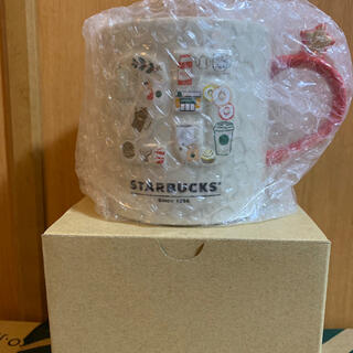 Starbucks Coffee - スターバックス 25周年 マグカップ