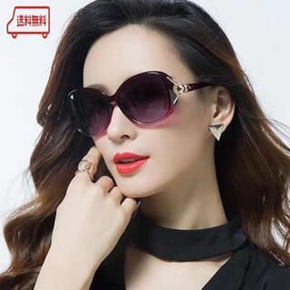 【大人気】偏光サングラス 紫外線カット UV400 99%カット レディース