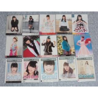NMB48 渋谷凪咲 公式生写真30点まとめ売り AKB48(アイドルグッズ)