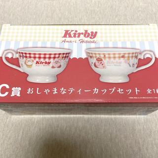 BANDAI - 星のカービィ 一番くじ C賞 おしゃまなティーカップセット