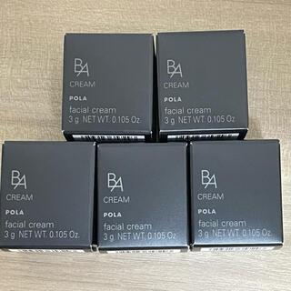 POLA - 10月新発売 最新第6世代 ポーラ BA B.Aクリーム 3g×5個 送料無料