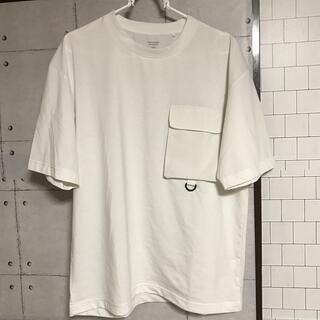 ジーユー(GU)のGU/メンズ/半袖Tシャツ(Tシャツ/カットソー(半袖/袖なし))