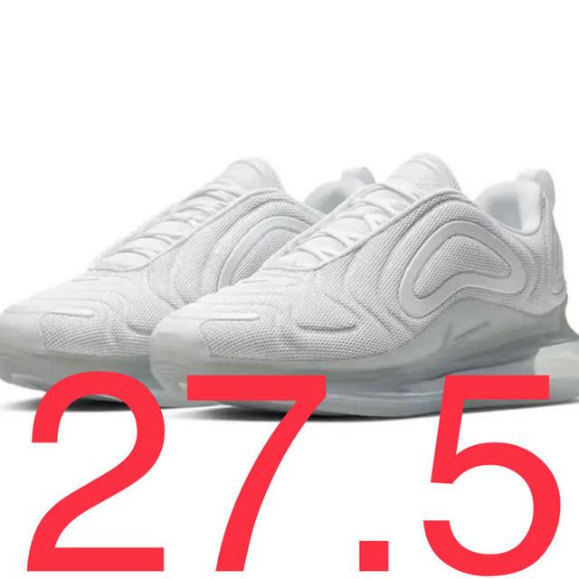NIKE(ナイキ)のナイキ エアマックス720 27.5cm 新品 メンズの靴/シューズ(スニーカー)の商品写真