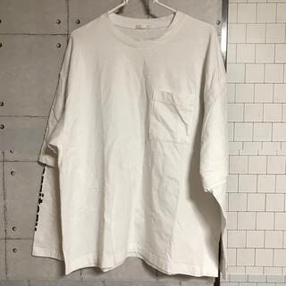 ジーユー(GU)のGU/メンズ/長袖Tシャツ(Tシャツ/カットソー(七分/長袖))