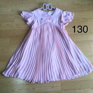 エニィファム(anyFAM)のエニィファム ワンピース ドレス フォーマル 130(ドレス/フォーマル)