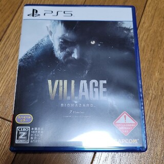 プレイステーション(PlayStation)のPS5☆バイオハザードVILLAGE Z VERSION(家庭用ゲームソフト)
