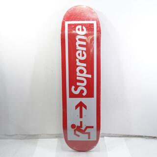 Supreme - SUPREME 21ss Exit Skateboard Red 大名