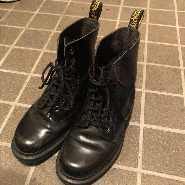 Dr.Martens(ドクターマーチン)のドクターマーチン 8ホールブーツ 24〜24.5センチ レディースの靴/シューズ(ブーツ)の商品写真