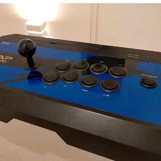 プレイステーション4(PlayStation4)の美品 アーケードコントローラー リアルアーケードpro.v サイレント隼(その他)