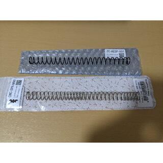 AEG用スプリング M90  2本セット  送料無料(カスタムパーツ)
