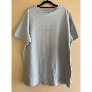 アクネ(ACNE)のAcneStudious アクネストゥディオス Tシャツ(Tシャツ/カットソー(半袖/袖なし))