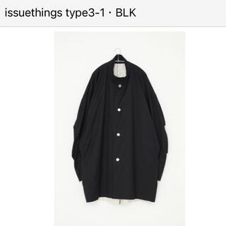 1LDK SELECT - issuethings type3-1  BLK ブラック ノンウォッシュ