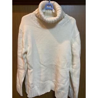 ジーユー(GU)の服 メンズ ニットセーター(ニット/セーター)