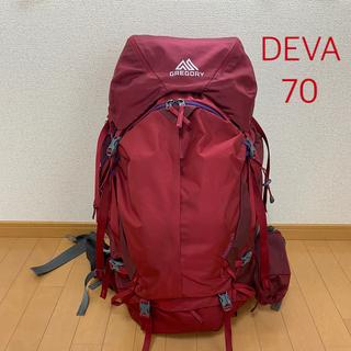 グレゴリー(Gregory)のグレゴリー DEVA ディバ 70  サイズ S(登山用品)