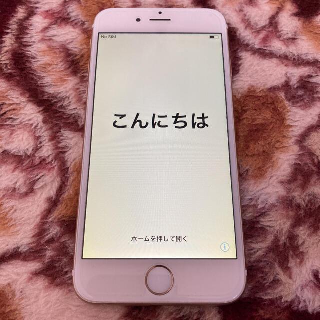 Apple(アップル)のiPhone 6 16GB ジャンク品 スマホ/家電/カメラのスマートフォン/携帯電話(スマートフォン本体)の商品写真