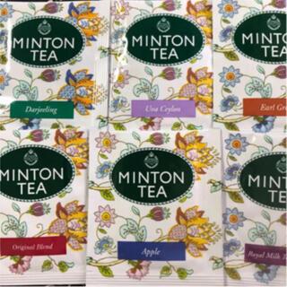 ミントン(MINTON)のミントン紅茶 ティーバッグ18袋 リラックスタイムに^ - ^(茶)