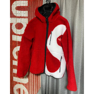 Supreme - Supreme The North Face S Logo Fleece  S