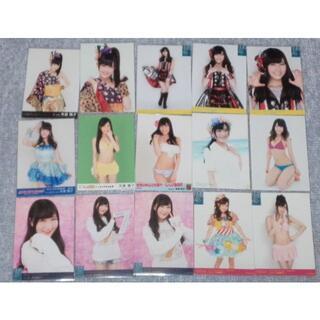 NMB48 矢倉楓子 公式生写真30点まとめ売り AKB48(アイドルグッズ)