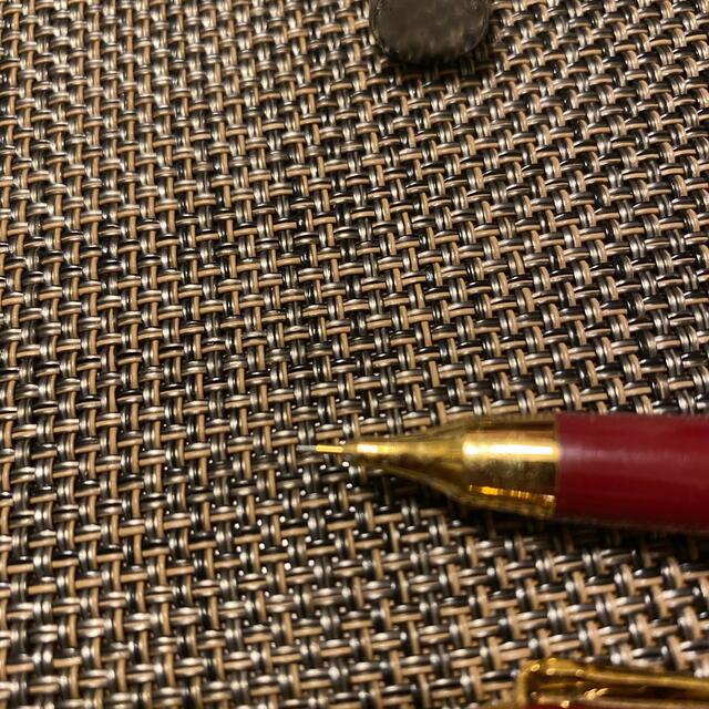 バーバリー シャープペンシル インテリア/住まい/日用品の文房具(ペン/マーカー)の商品写真