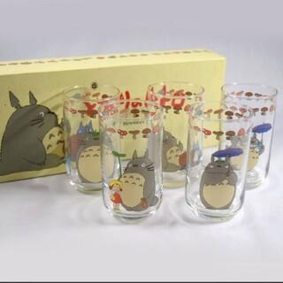 ノリタケ(Noritake)のノリタケ となりのトトロ グラス5個セット(グラス/カップ)