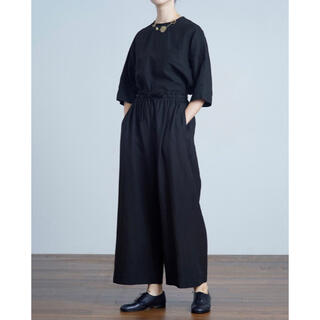 ARTS&SCIENCE Front string wide pants パンツ