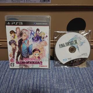 プレイステーション3(PlayStation3)のテイルズ オブ エクシリア2 & ファイナルファンタジーXIII PS3 (家庭用ゲームソフト)