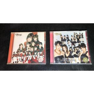 エーケービーフォーティーエイト(AKB48)のAKB48 チームサプライズ 重力シンパシー01&13 ブロマイド付き(アイドルグッズ)