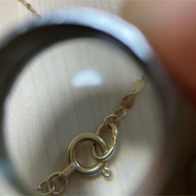 COCOSHNIK(ココシュニック)のココシュニック フラワークロスロングネックレス レディースのアクセサリー(ネックレス)の商品写真