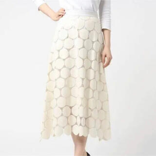 LE CIEL BLEU - ルシェルブルードットスカート