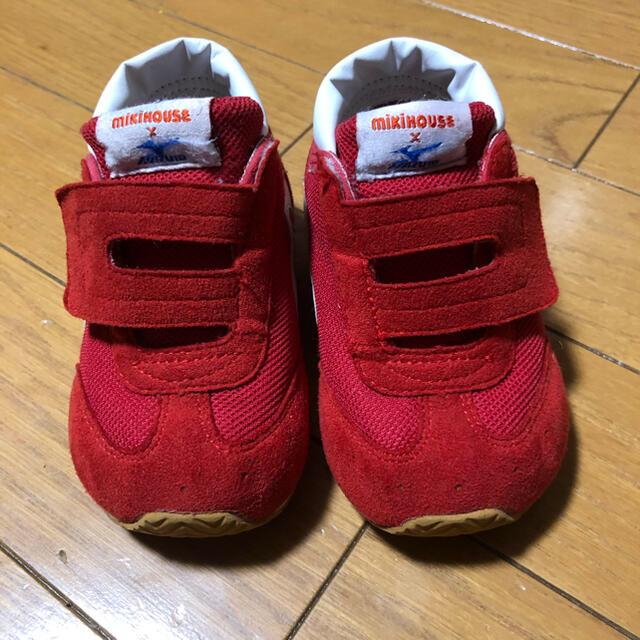 mikihouse(ミキハウス)のミキハウス スニーカー 13cm  3足 キッズ/ベビー/マタニティのベビー靴/シューズ(~14cm)(スニーカー)の商品写真